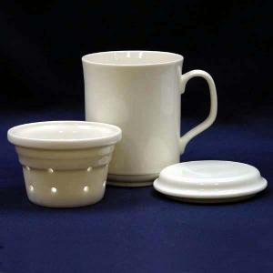 窯燒馬克杯ST008 骨瓷馬克杯 390 c.c.