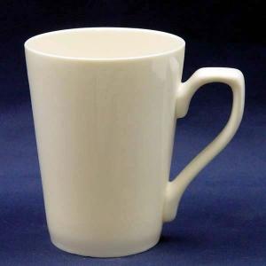 窯燒馬克杯ST086 骨瓷斜杯馬克杯 380 c.c.