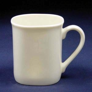 窯燒馬克杯ST089 骨瓷四方杯馬克杯 230 c.c.