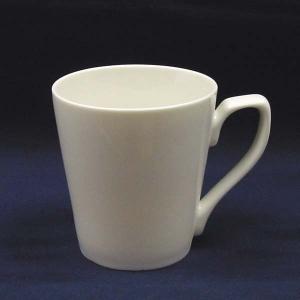 窯燒馬克杯ST132 骨瓷斜杯馬克杯 300 c.c.