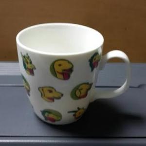 窯燒馬克杯ST171 骨瓷馬克杯