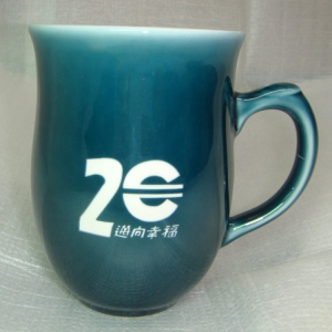 尾牙禮品 G3026 陶瓷刻字杯