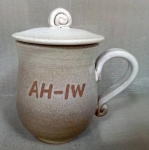 鶯歌茶杯 鶯歌陶瓷茶杯-HFK202 手拉杯鶯歌