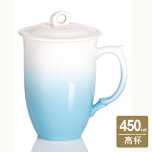 乾唐軒-乾唐軒活瓷杯-13-D1587-2 花漾高杯