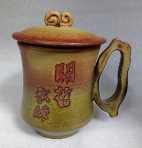台灣茶杯 鶯歌陶瓷茶杯-HFK201-1 手拉杯鶯歌