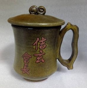台灣茶杯 鶯歌陶瓷茶杯-HFK201-3 手拉杯鶯歌