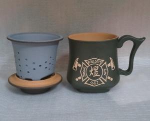 刻字杯 客製化茶杯 G4007