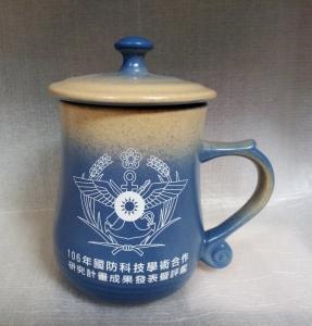 陶藝杯 轉印 N0019