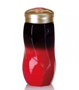 15-D2390 八方 隨身杯 ( 大 / 雙層 / 黑彩 / 250ml )