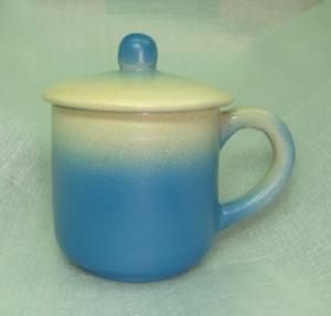 喝茶 杯蓋 HWA285 小水杯 + 耳 + 蓋子