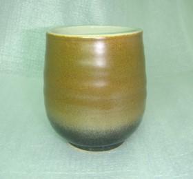 HWO171  茶葉墨色 蛋型杯 滿杯約170cc