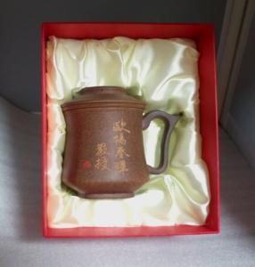 泡茶杯子-泡茶杯-D01 龍鳳杯包裝盒