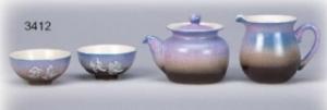F3412 對杯壺+茶海 對杯茶具組