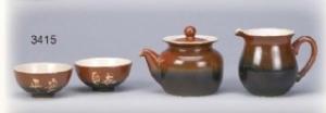 F3415 對杯壺+茶海 對杯茶具組