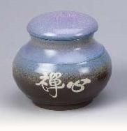 FH12 陶藝茶葉罐 4兩陶罐