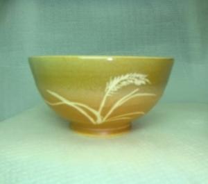 陶瓷飯碗-HL003 手拉陶碗