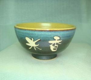 陶瓷飯碗-HL005 手拉陶碗
