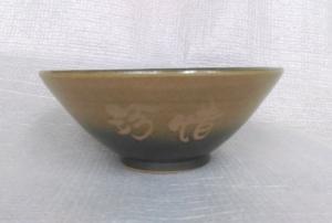 陶瓷飯碗-HL001 手拉胚陶碗