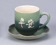 咖啡杯組 FC03 巧意杯咖啡杯盤組 全滿約220cc