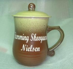 BK216  手工雷射雕刻杯 喝茶杯子
