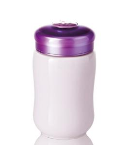快樂隨身杯-15-D1491-2 淺粉紅/小/單層320ml