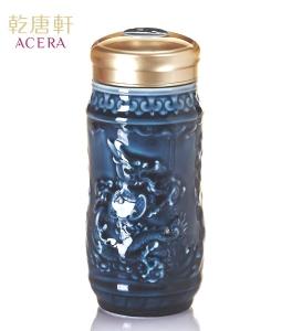 15-D2292-1 乾坤在握隨身杯(單層、礦藍   560 ml )