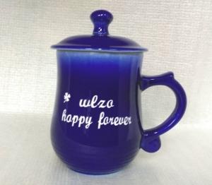 BK220 寶藍色 雷射雕刻陶瓷杯