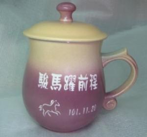 畢業禮物 -V3004 圓滿雕刻杯 畢業紀念品 畢業紀念杯子