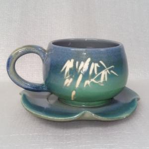 手拉坏咖啡杯-咖啡杯-HBC201